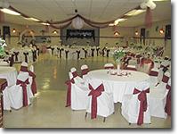 wedding hall rentals 08052